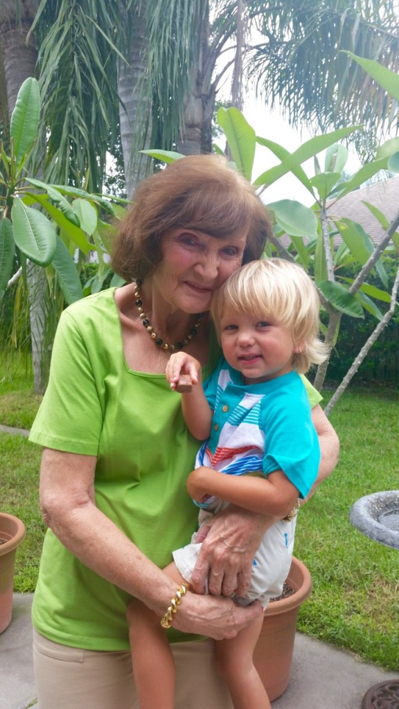 Sully and his Mimi-Mama