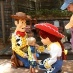 Meeting Jessie and Woody