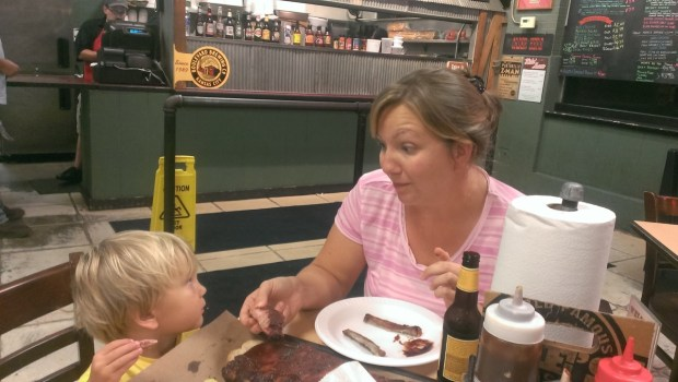 Kansas City BBQ Ribs