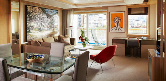 The World Residences At Sea Two Bedroom