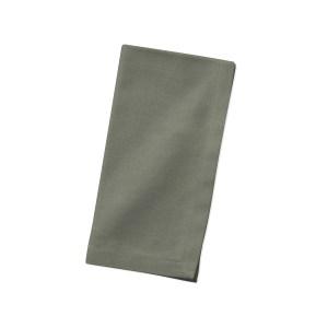 Slate Linen Napkin Folded