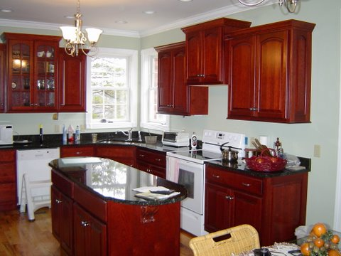 Build Kitchen Cabinets