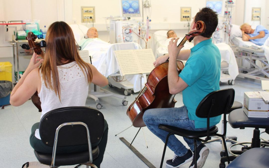 Actividades de Músicos por la Salud