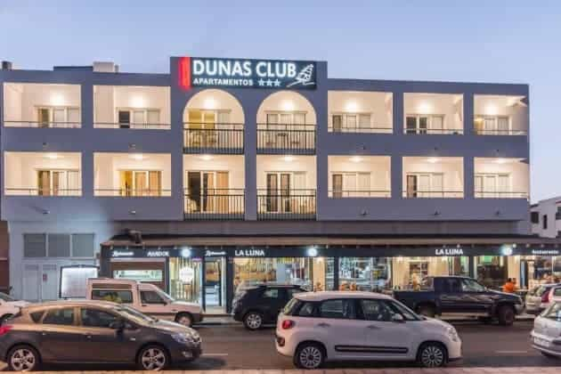 Multipropiedad Dunas Club