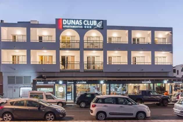 Multipropiedad Dunas Club