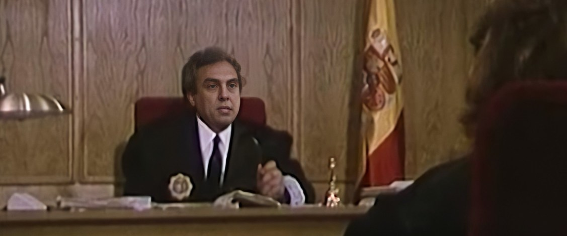 Juez-Palaza Castilla serie turno de oficio