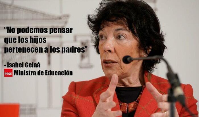 Sí a la libertad de educación