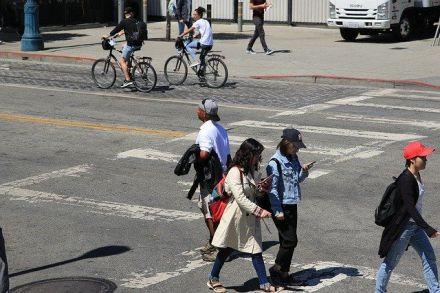 accidentes de peatones