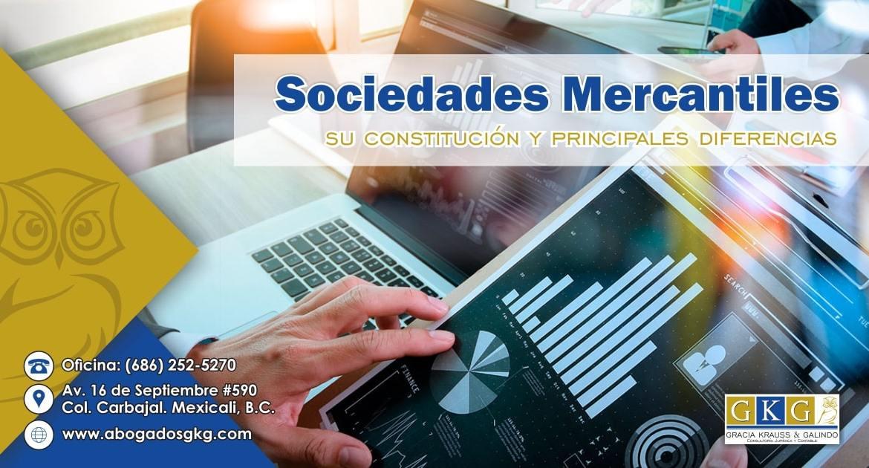 Sociedades Mercantiles Abogados GKG