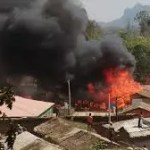 'Fire' Wrecks Four UNICEF Schools In Rohingya Camps