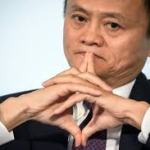 Alibaba's Shares Rise As Owner, Jack Ma, Shows Up