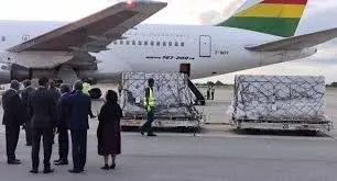 Zimbabwe receives first batch of COVID-19 vaccine