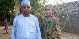 former BBC director and his daughter