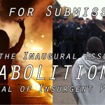 Abolition Journal's Inaugural Issue – Call for Submissions