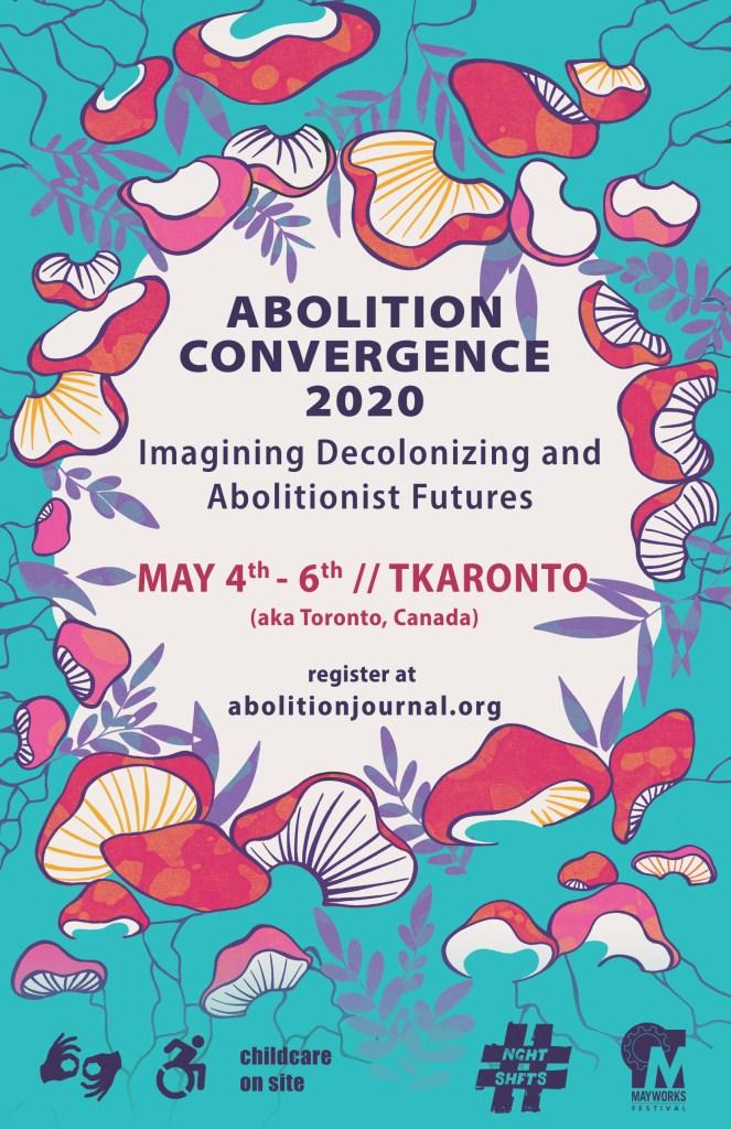 Abolition Convergence 2020 Toronto