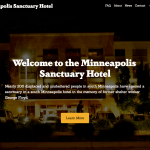 Support the Minneapolis Sanctuary Hotel!