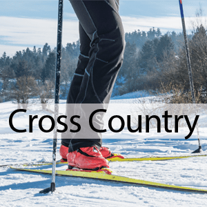 Winter Sports - Cross Country Ski Packages