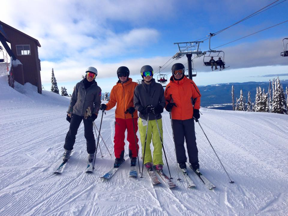 Abom Ski & Board Calgary Ski Shop Team