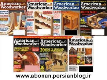 American Woodworker Magazine Index