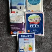 The Taste Test: Feta Cheese