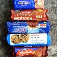 The Taste Test: Chocolate Digestives