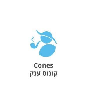 Cones קונוס ענק