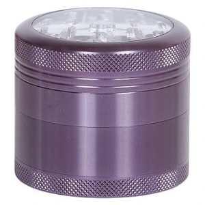 """שארפ-סטון 4 חלקים טופ שקוף 55.8 מ""""מ בצבע סגול"""