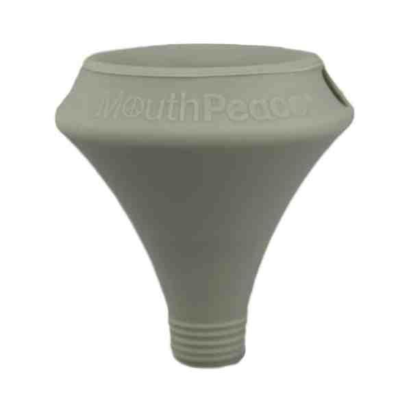 MouthPeace Silicone Filter Holder מאות'פיס פייה עם פילטר פחם - רב שימושי