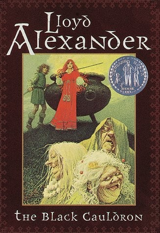 Chronicles Of Prydain Book 2 The Black Cauldron A Book And A Hug