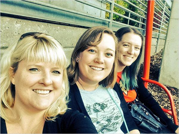 Cynthia Hand, Brodi Ashton, and Jodi Meadows