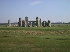 Stone Hedge, England