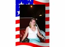 Girl on carriage ride