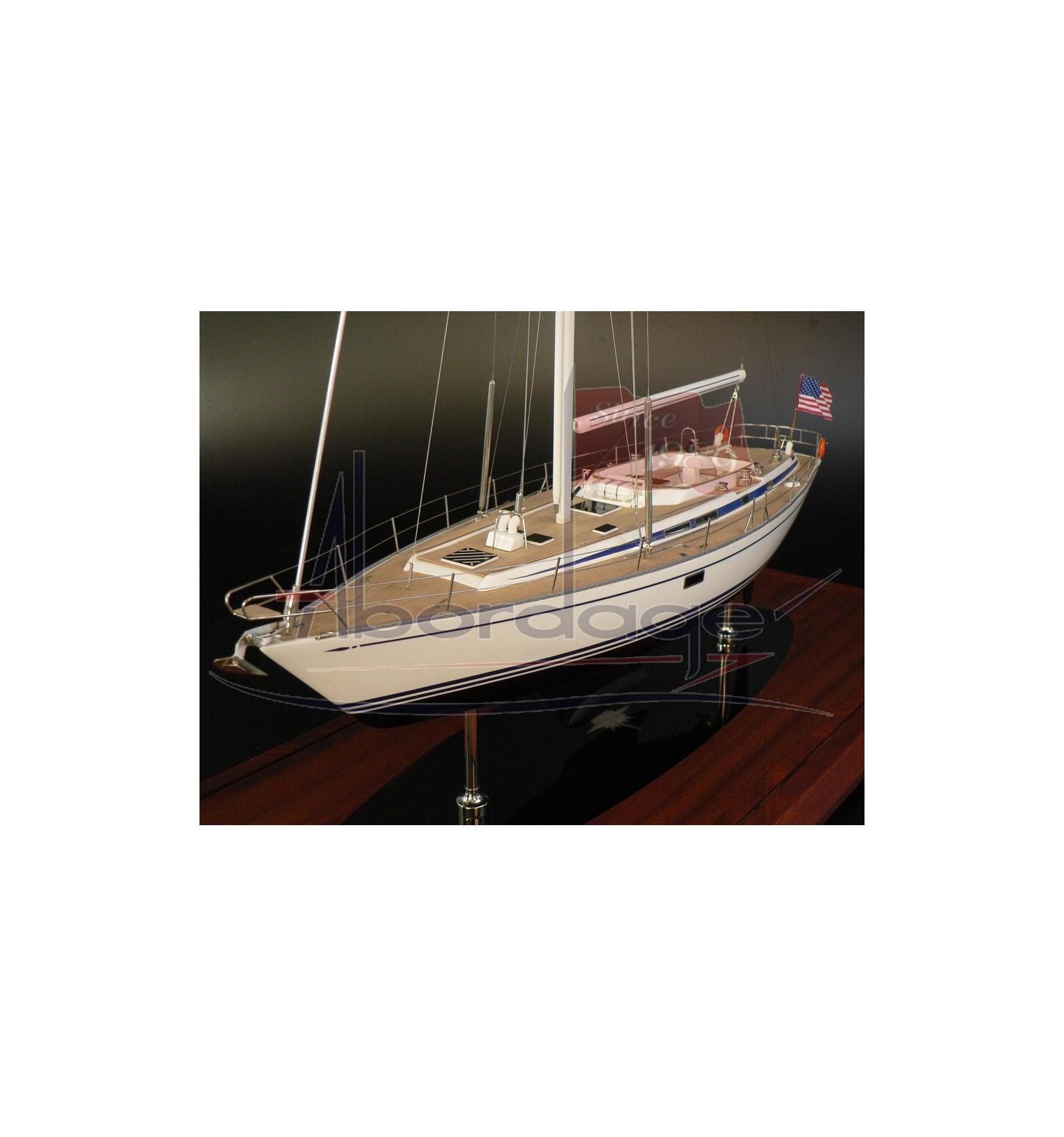 nautor swan 5557 boat model