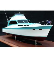 Hatteras Custom Ship Models