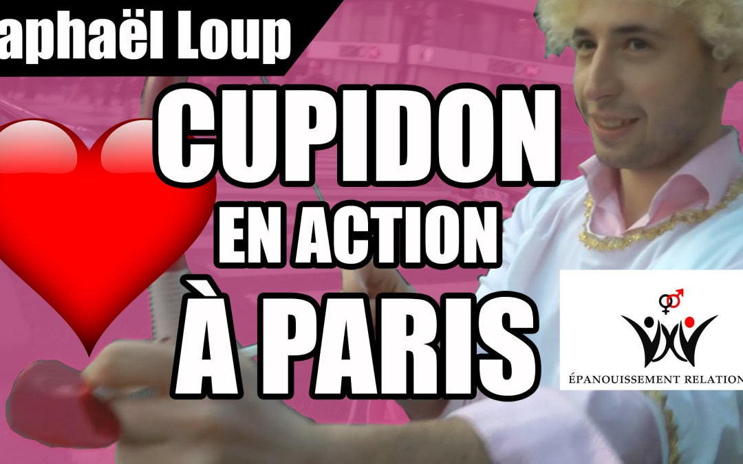 Amour – St Valentin & Cupidon : Ce que les français pensent de l'amour ?