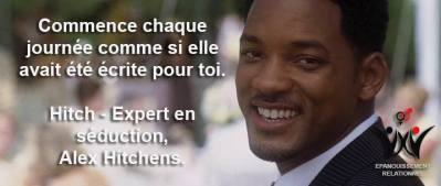 Hitch expert en séduction Citations d'Amour