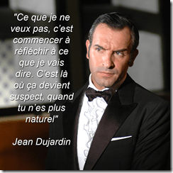 Jean dujardin naturel