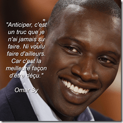 Omar Sy Seduction