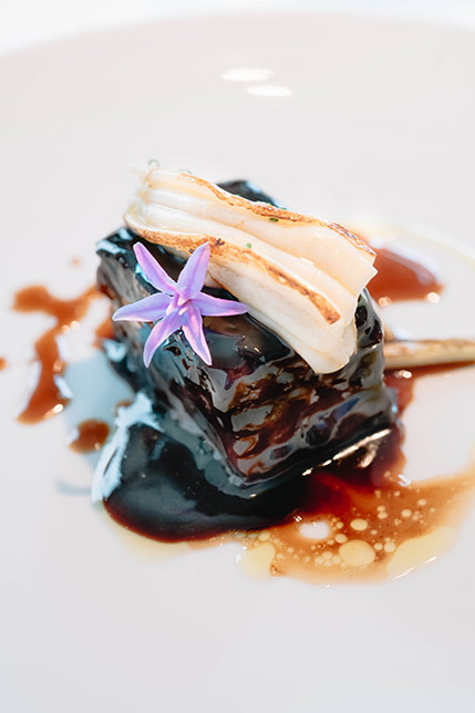 Don't leave Barcelona without visiting a molecular cuisine restaurant