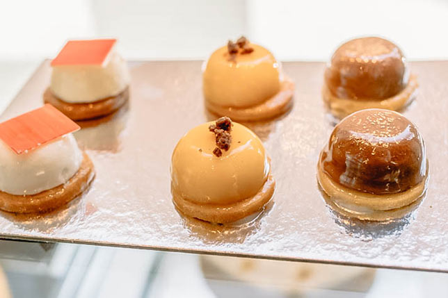Learn about modern pastry from Barcelon and taste the best creations