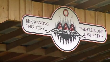 WDR Walpole Island First Nation