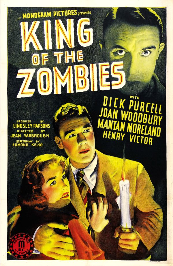 King of the Zombies Night of the Living Dead double