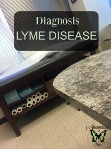 Diagnosis – Chronic Lyme Disease