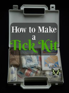 How To Make A Tick Kit