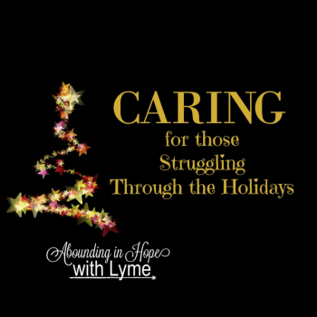 Caring for those struggling