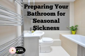 Preparing Your Bathroom