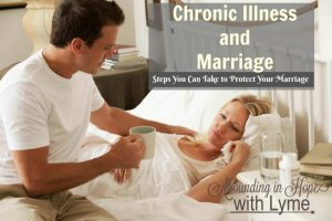 Chronic Illness and Marriage