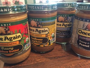 Once Again Organic Nut Butter
