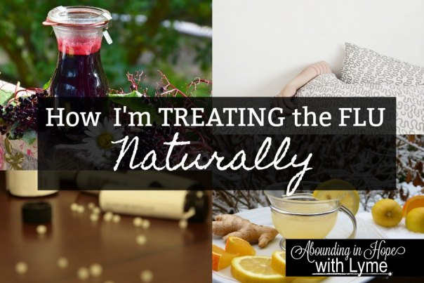 Natural Treatment for the Flu
