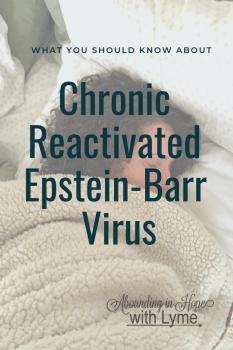 Chronic Reactivated Epstein-Barr Virus